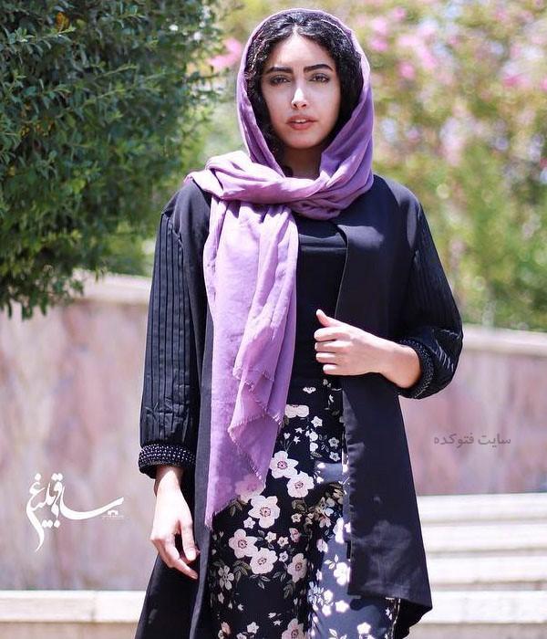 عکس های ساناز طاری بازیگر زن + بیوگرافی کامل