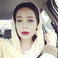 سانیا سالاری بازیگر سریال دلدادگان + زندگی و همسرش