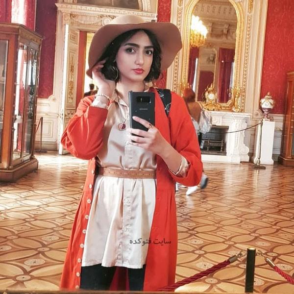 بیوگرافی سارا احمدی بازیگر با عکس های شخصی