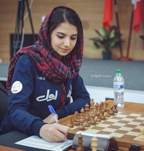 عکس های سارا سادات خادم الشریعه + بیوگرافی کامل