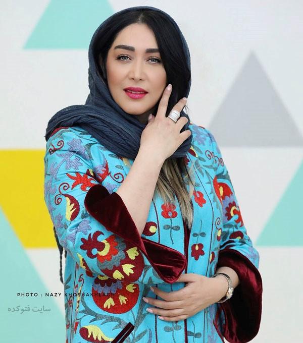 عکس های سارا منجزی پور بازیگر زن + زندگی شخصی