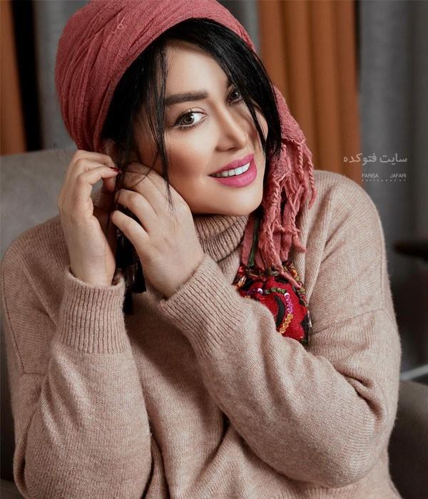 بیوگرافی سارا منجزی پور Sara Monjezi بازیگر با عکس
