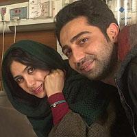 سارا نجفی و همسرش علی سخنگو + بیوگرافی