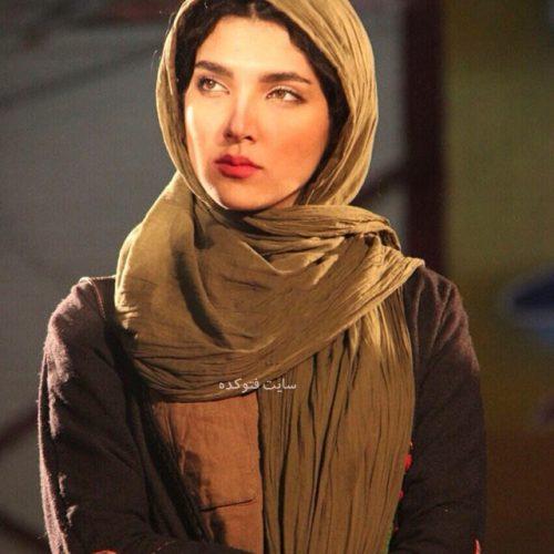 عکس سارا رسول زاده مجری و بازیگر + بیوگرافی کامل
