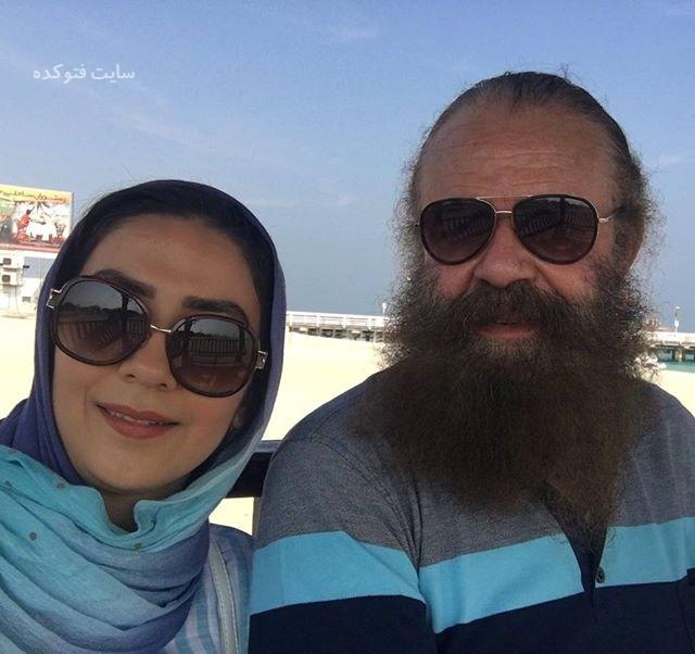 عکس های سارا صوفیانی و همسرش + بیوگرافی کامل