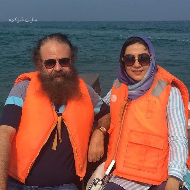 سارا صوفیانی و امیرحسین شریفی + بیوگرافی کامل