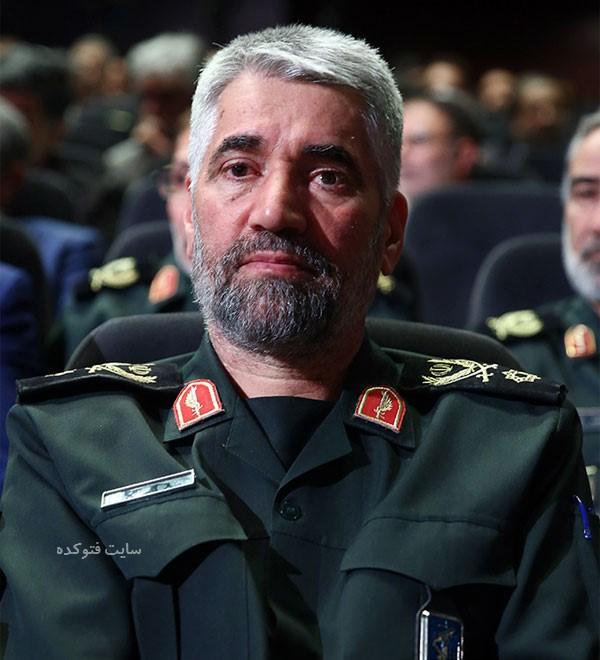بیوگرافی سردار حاج علی فضلی