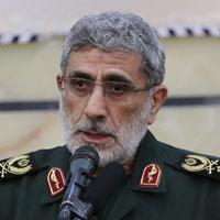 بیوگرافی سردار اسماعیل قاآنی با سوابق و خبر شهادت
