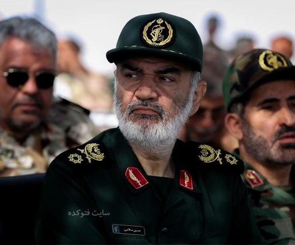 بیوگرافی حسین سلامی فرمانده جدید سپاه