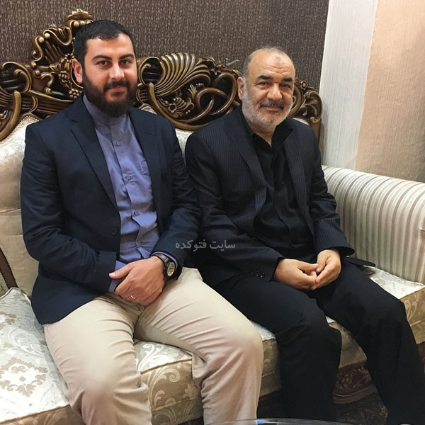 حسین سلامی فرمانده سپاه