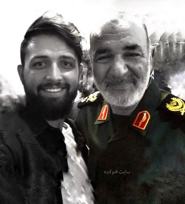 بیوگرافی سردار سلامی و محسن افشانی