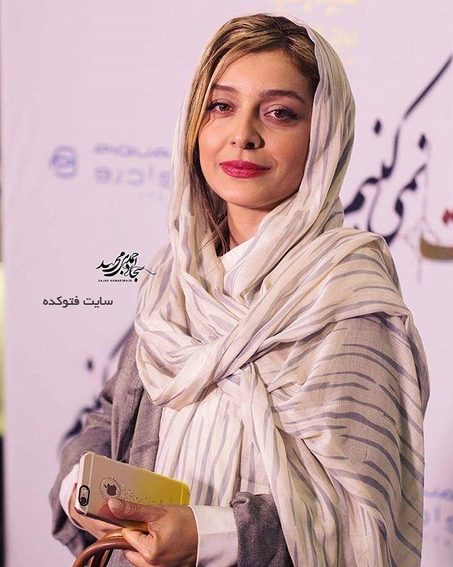 عکس و بیوگرافی ساره بیات بازیگر زن ایرانی