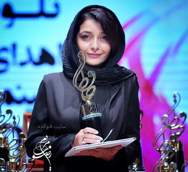 عکس و بیوگرافی ساره بیات بازیگر زن