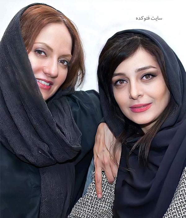 عکس Sareh Bayat و مهناز افشار