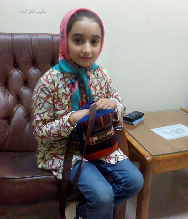 عکس های سارینا بابایی دختر نخبه ایرانی + زندگی شخصی