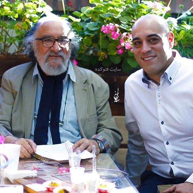 عکس داریوش ارجمند و پسر امیریل ارجمند + بیوگرافی کامل