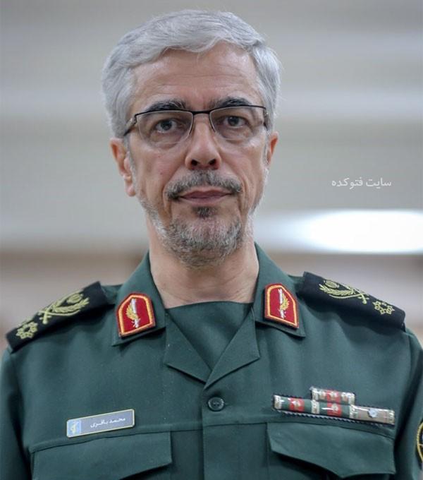 بیوگرافی سرلشکر محمد باقری با عکس های جدید