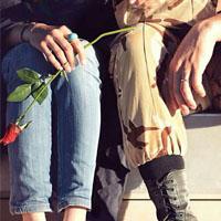 عکس نوشته پروفایل سربازی عاشقانه و غمگین + متن