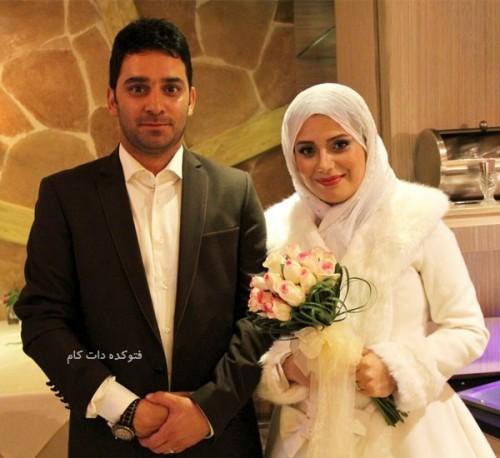 صبا راد در کنار همسر سابقش مرتضی علی آبادی + بیوگرافی