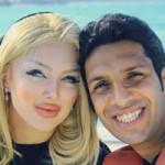 کری خوانی همسر جنجالی سپهر حیدری برای استقلالی ها