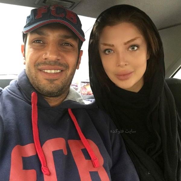 بیوگرافی سپهر حیدری و همسرش + زندگی شخصی ورزشی