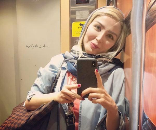 عکس و بیوگرافی سپیده گلچین بازیگر زن