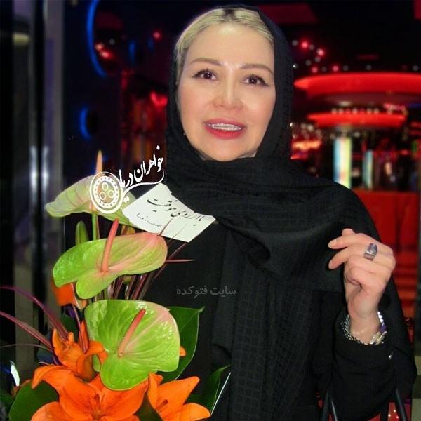 عکس دیده نشده سپیده گلچین بازیگر
