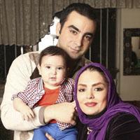 بیوگرافی سپیده خداوردی و همسرش امین نظری با عکس