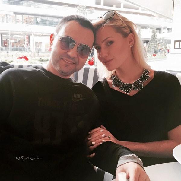 بیوگرافی سردار اورتاچ و همسرش