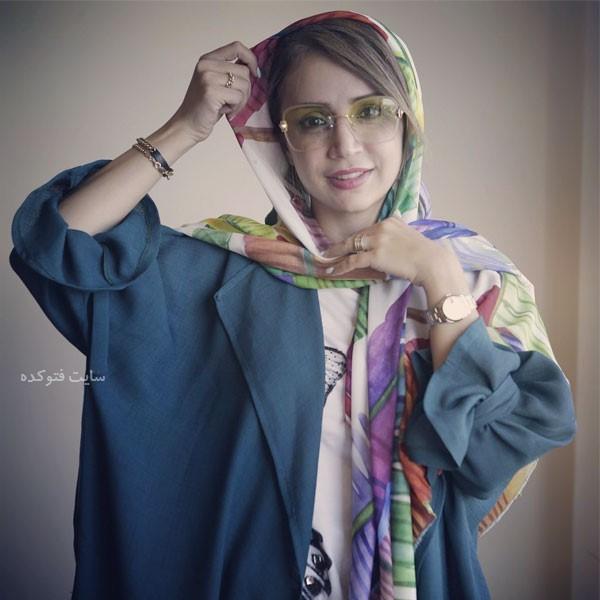 شبنم قلی خانی در عکس بازیگران سریال ریکاوری