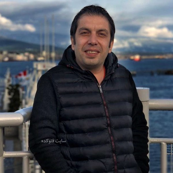 عباس جمشیدی در سریال ریکاوری
