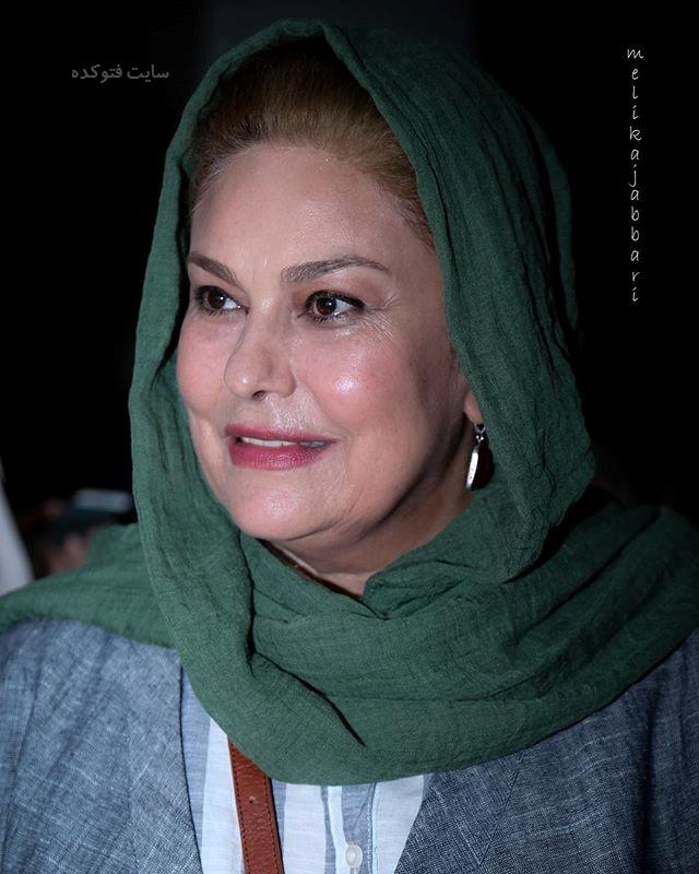 عکس مهرانه مهین ترابی بازیگر سریال آنام