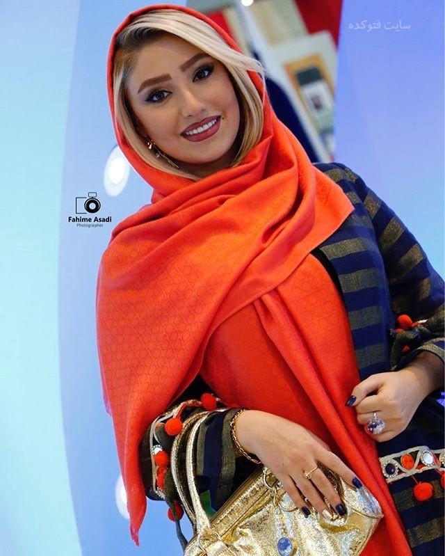 عکس مهسا کاشف بازیگر سریال آنام