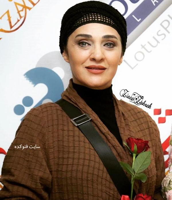بیوگرافی رویا نونهالی بازیگر سریال بوی باران