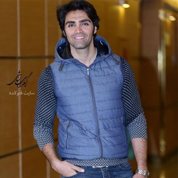 شهاب شادابی در اسامی بازیگران سریال بوی باران