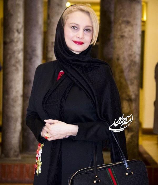 مریم کاویانی در اسامی بازیگران سریال بوی باران