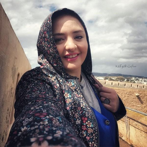 بیوگرافی نرگس محمدی از بازیگران سریال بوی باران