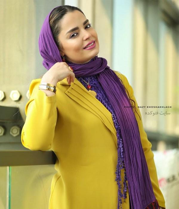سپیده خداوردی در اسامی و عکس بازیگران سریال بوی باران
