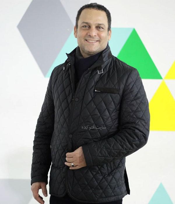 حسین یاری در نقش خسرو سریال از یادها رفته + بیوگرافی کامل