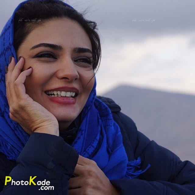 لیندا کیانی بازیگر سریال پشت بام تهران