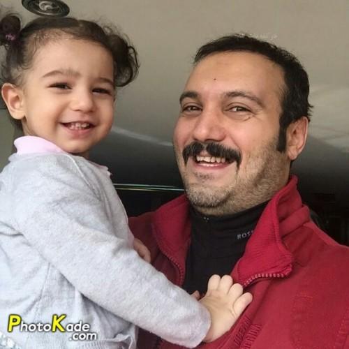 کامبیز دیرباز بازیگر سریال پشت بام تهران