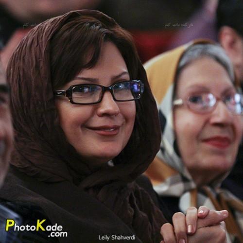 لعیا زنگنه بازیگر سریال پشت بام تهران