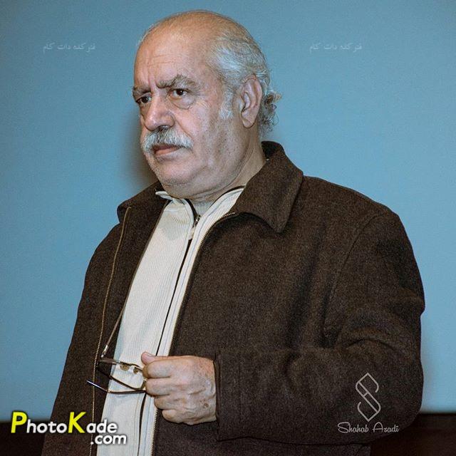 استاد بهزاد فراهانی بازیگر سریال پشت بام تهران