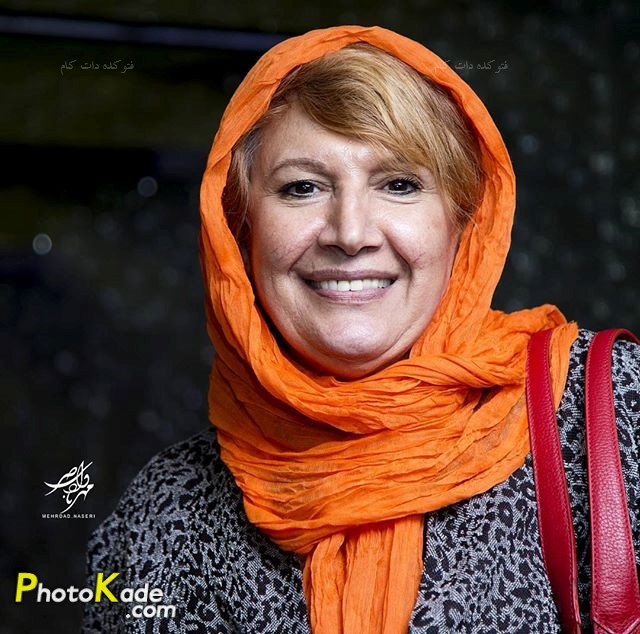 شهین تسلیمی بازیگر سریال پشت بام تهران