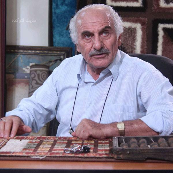 محمد ساربان در نقش سام شهشهانی سریال بر سردوراهی