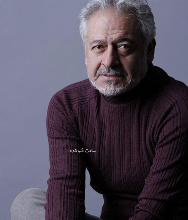 مجید مشیری در نقش جاوید سریال بر سر دوراهی