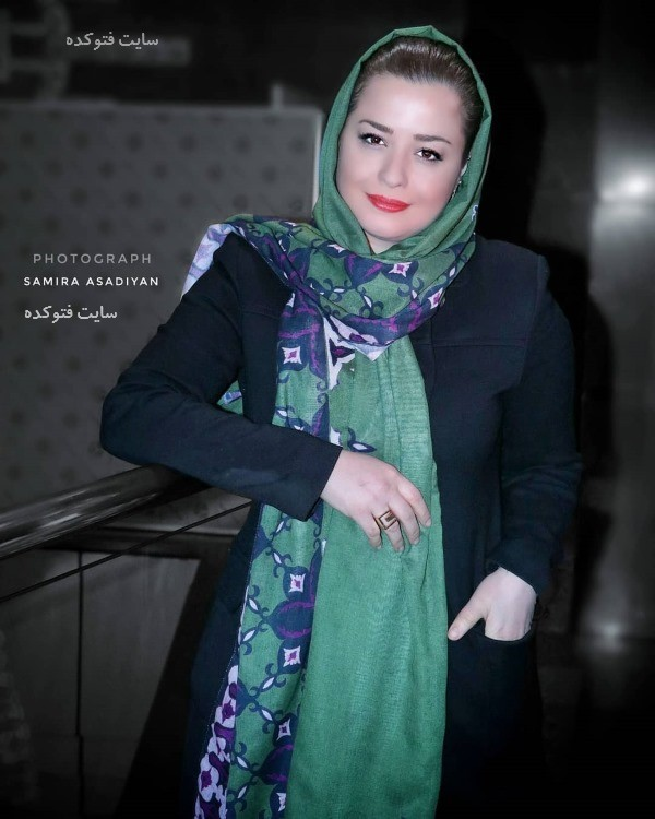 مهراوه شریفی نیا در نقش مریم سریال بر سر دوراهی