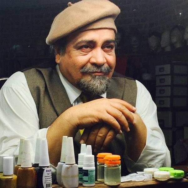 بیوگرافی بازیگران سریال بی قراری محمدرضا شریفی نیا