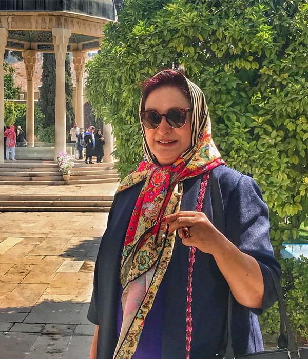 عکس بازیگران سریال بی قراری مریم امیر جلالی