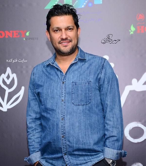 حامد بهداد در اسامی بازیگران سریال دل